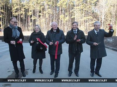 Подстанция для электроснабжения прилегающих к Национальной библиотеке районов открыта в Минске